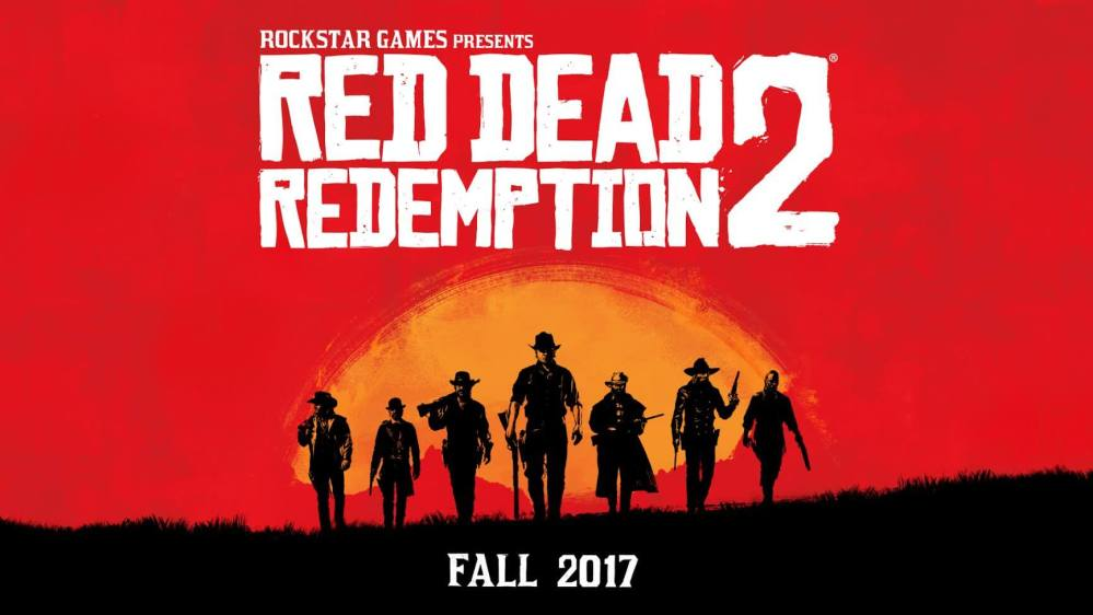Read Dead Redemption 2 Fall 2017