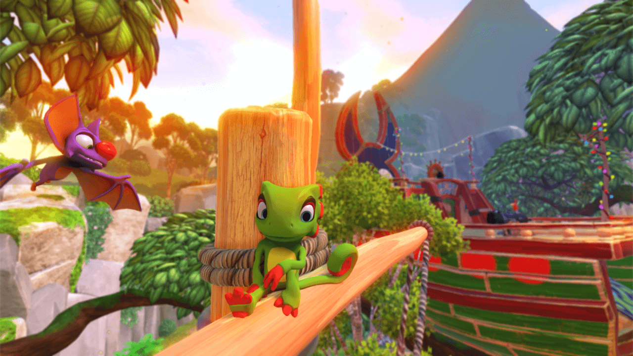 Yooka-Laylee Has Been Cancelled for the Wii U
