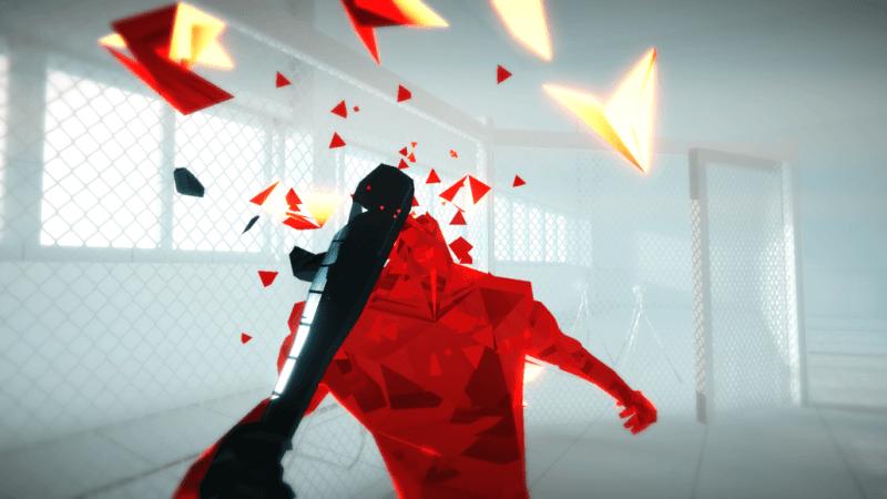 Top Five Games Superhot