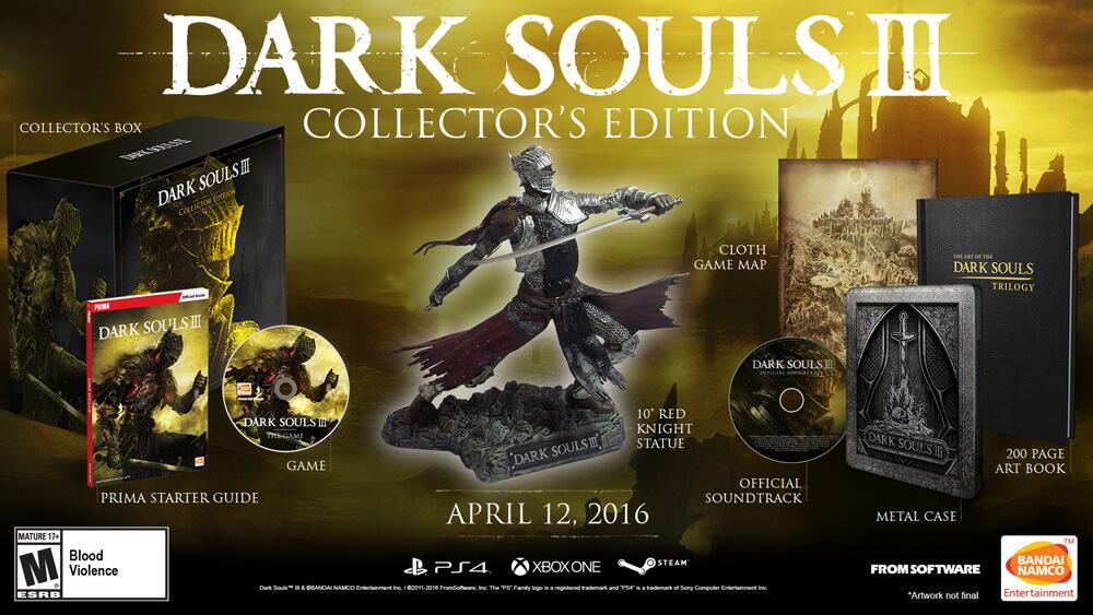 dark souls 3 collect
