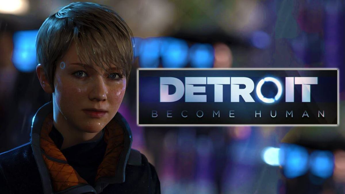 Detroit: Become Human for PlayStation 4