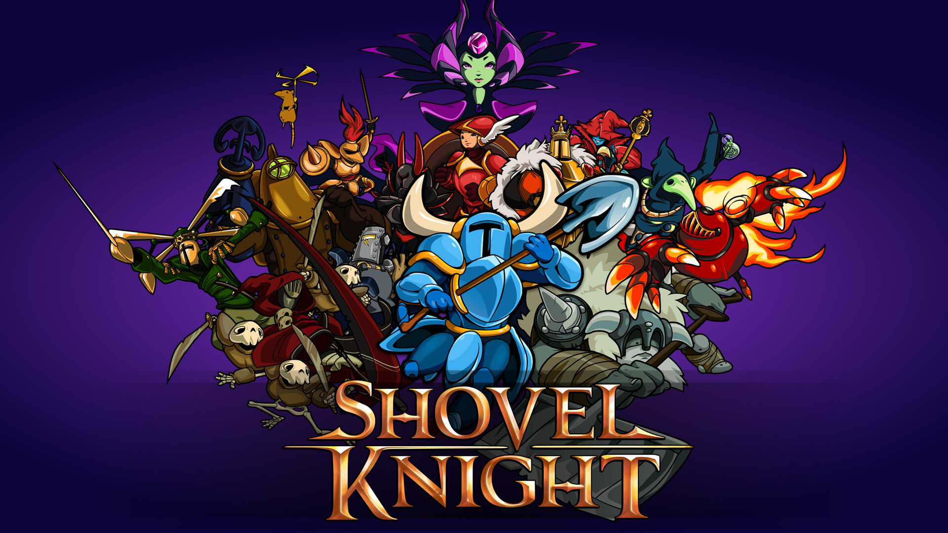 Shovel Knight Coming To Nintendo Switch The Game Fanatics