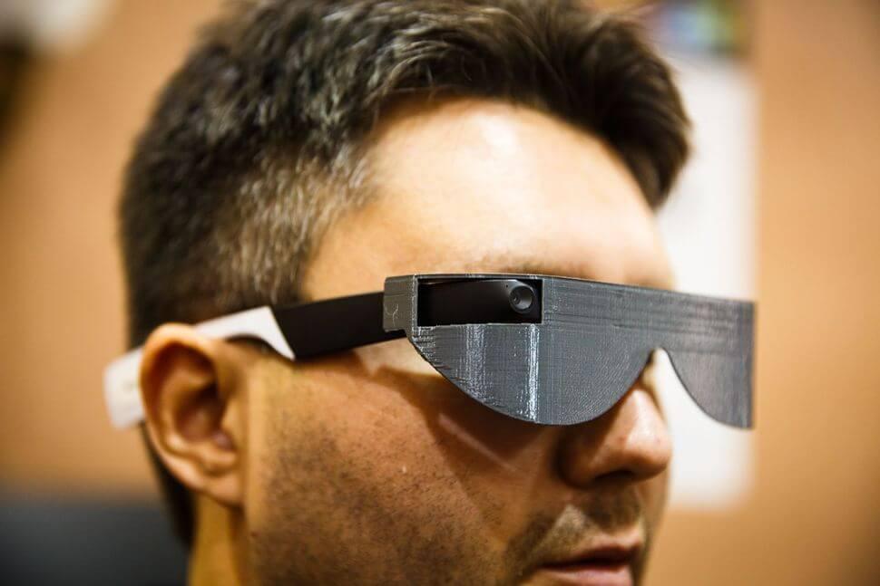 Aria smart glasses most creative CES 2017
