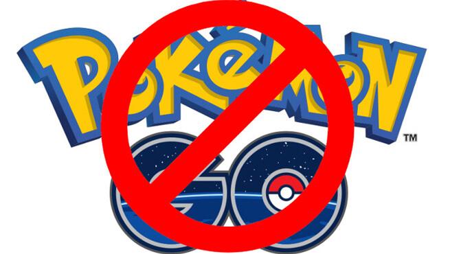 No Pokemon GO. Pokemon NO. Pokemno GO?