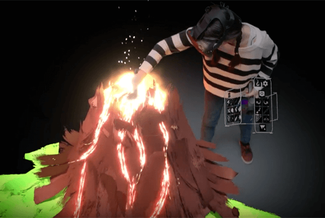 Google Tilt Brush toolkit