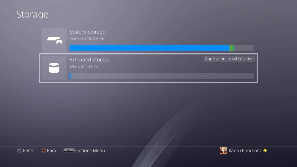 System Software Update 4.50