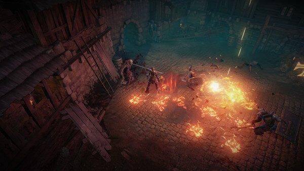 Vikings: Wolves of Midgard in-game 1
