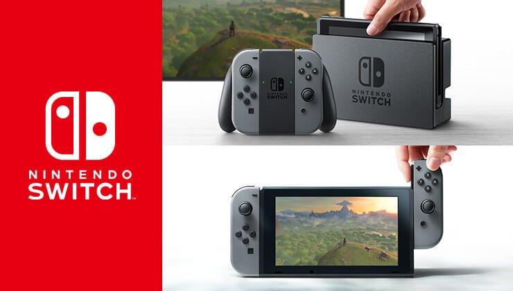 nintendo switch promotional photos