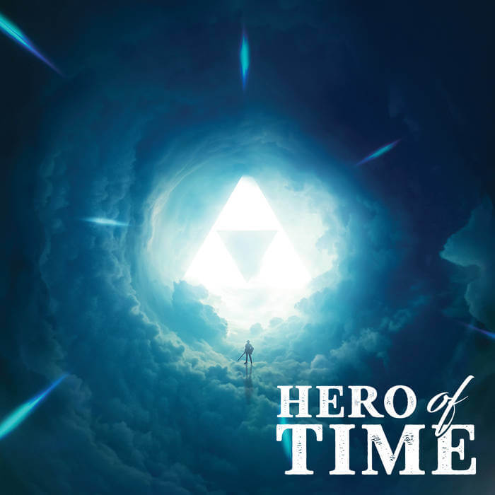 Hero of Time Ocarina of Time Soundtrack Cover