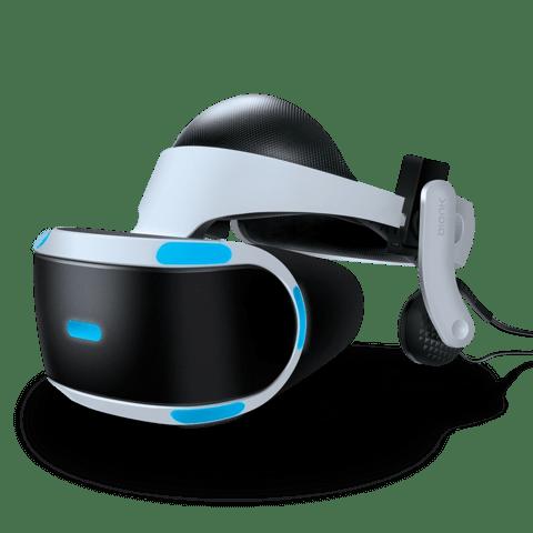 Mantis VR headphones with PSVR
