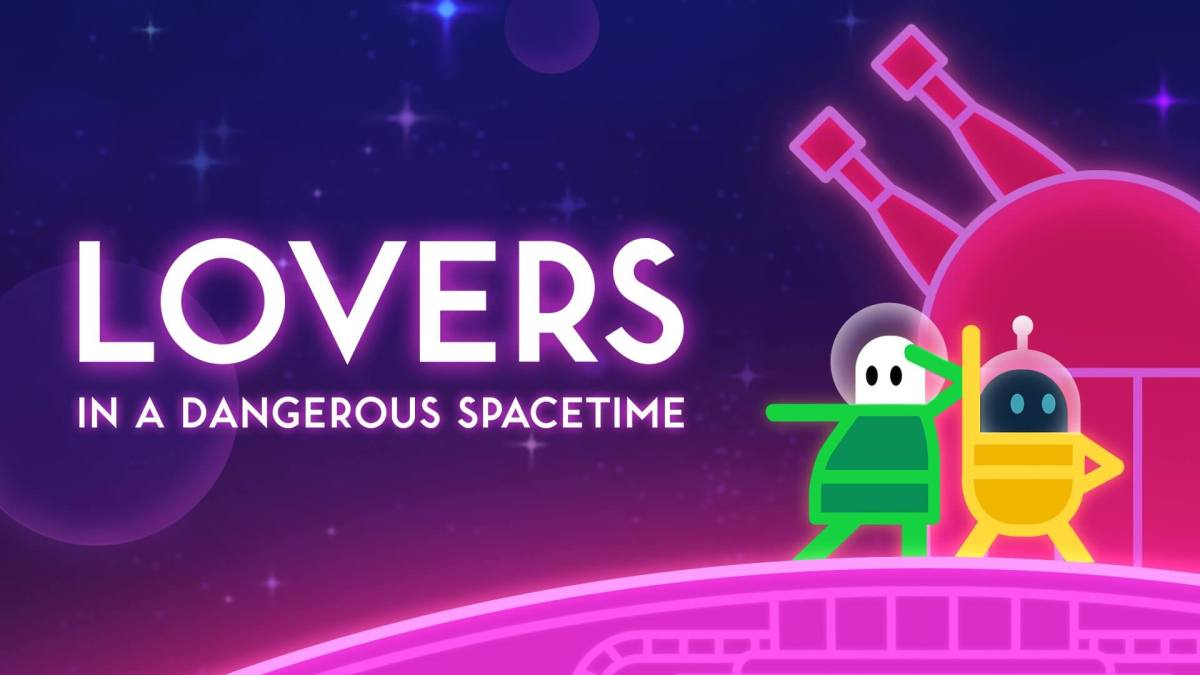 PlayStation Plus - Lovers in a Dangerous Spacetime