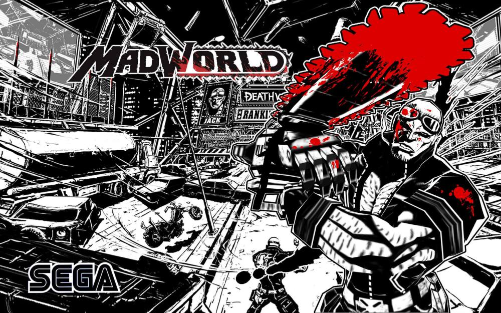 Mad World Sega Games on PC