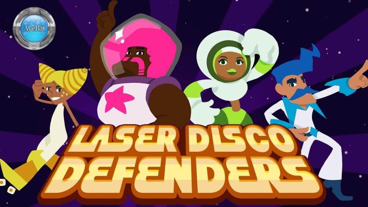 PlayStation Plus - Laser Disco Defenders