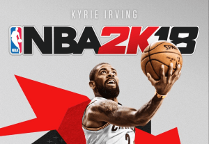 Kyrie Cover NBA 2K18 Cropped