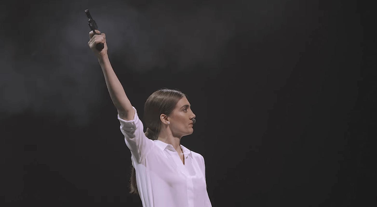 Devolver Digital E3 2017 Gun Shot