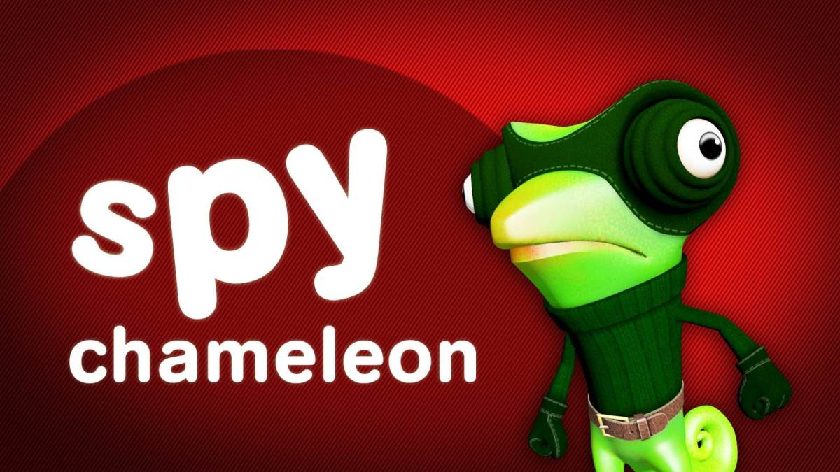PlayStation Plus - Spy Chameleon