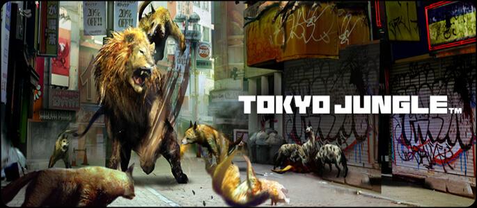 PlayStation Plus - Tokyo Jungle