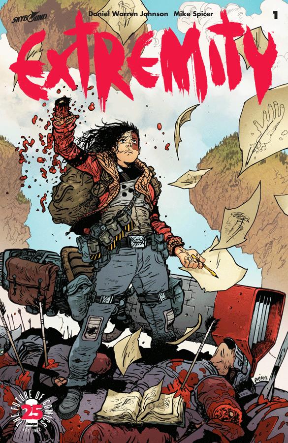 Best Comics 2017 - Extremity