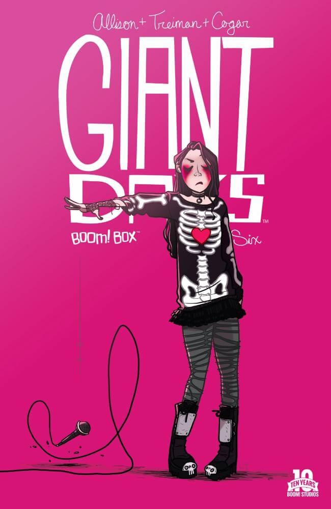 Best Comics 2017 - Giant Days