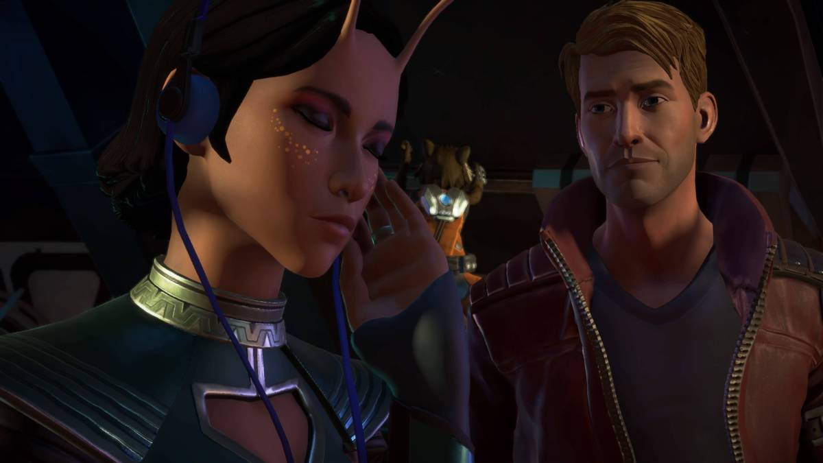 Marvel's Guardians of the Galaxy: The Telltale Series Episode 3: More Than a Feeling