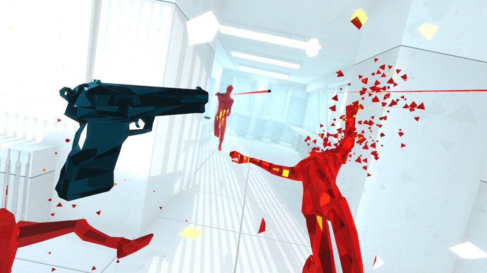 Superhot VR Review
