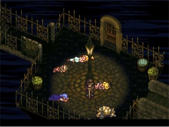 Chrono Trigger The End of Time Hub World Fanatical Five