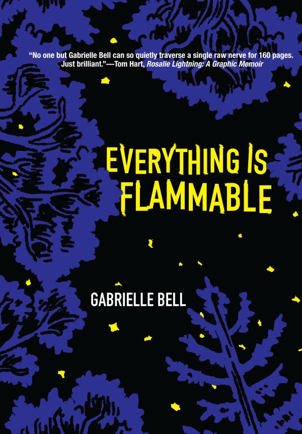 Best Comics 2017 - Everything Is Flammable