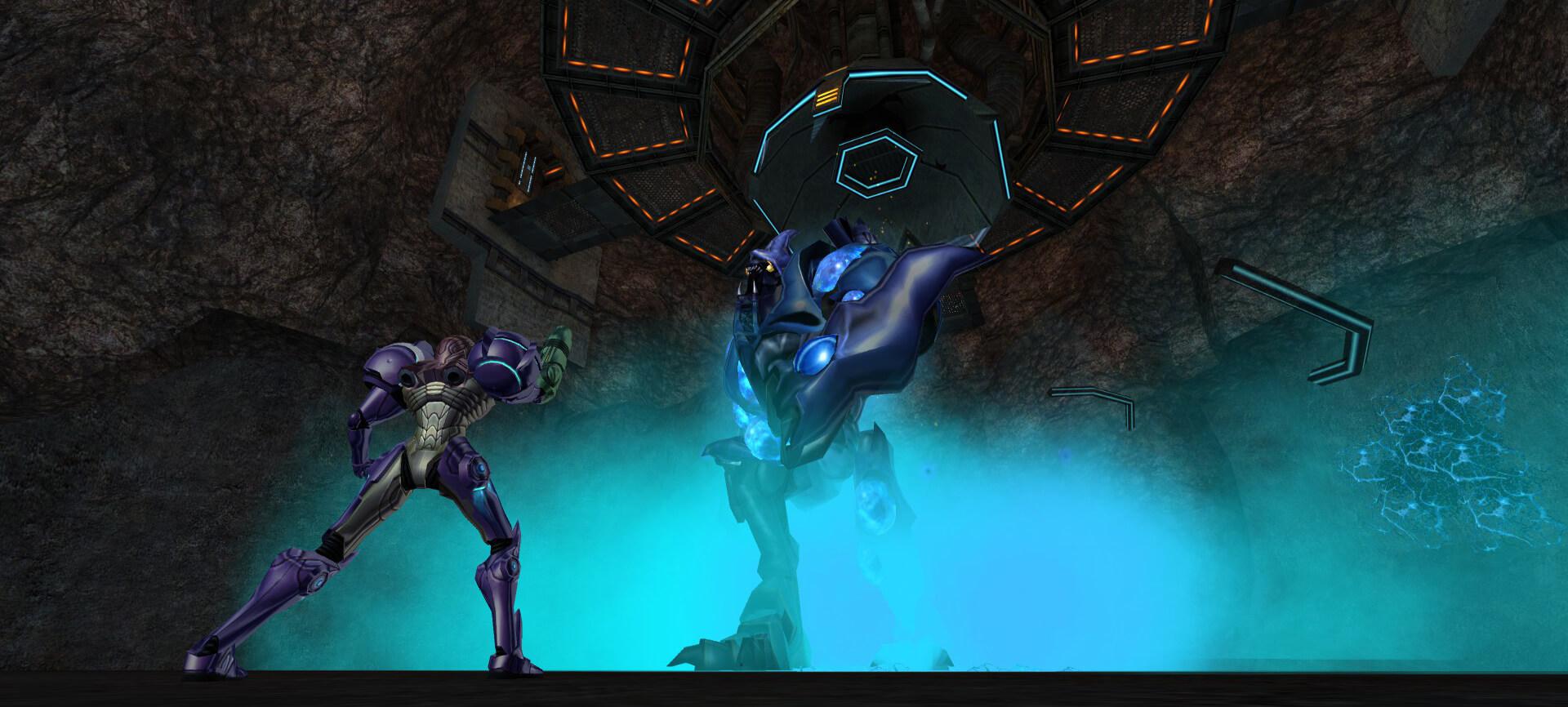 Omega Pirate Metroid Prime Metroid Story