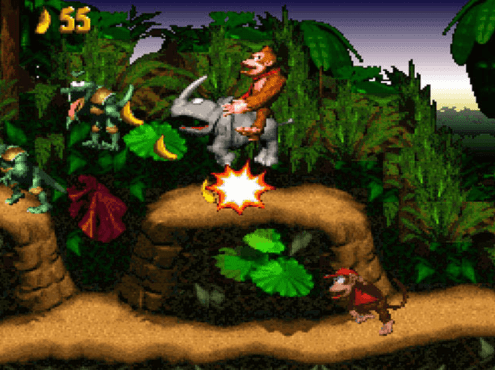 Donkey Kong Country SNES Classic
