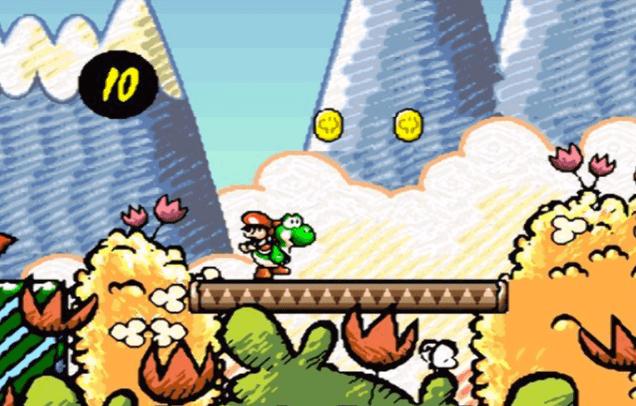 Yoshi's Island SNES Classic