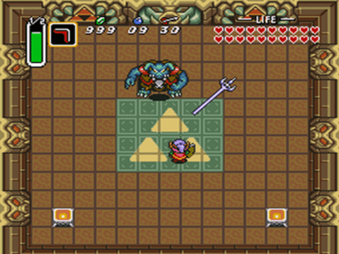 A Link to the Past SNES Classic