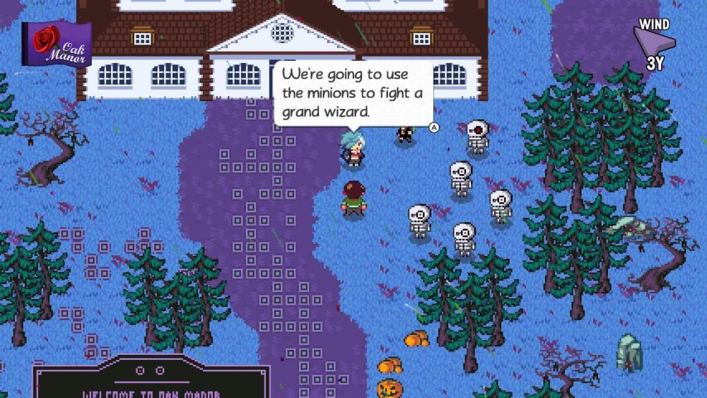 Golf Story Review