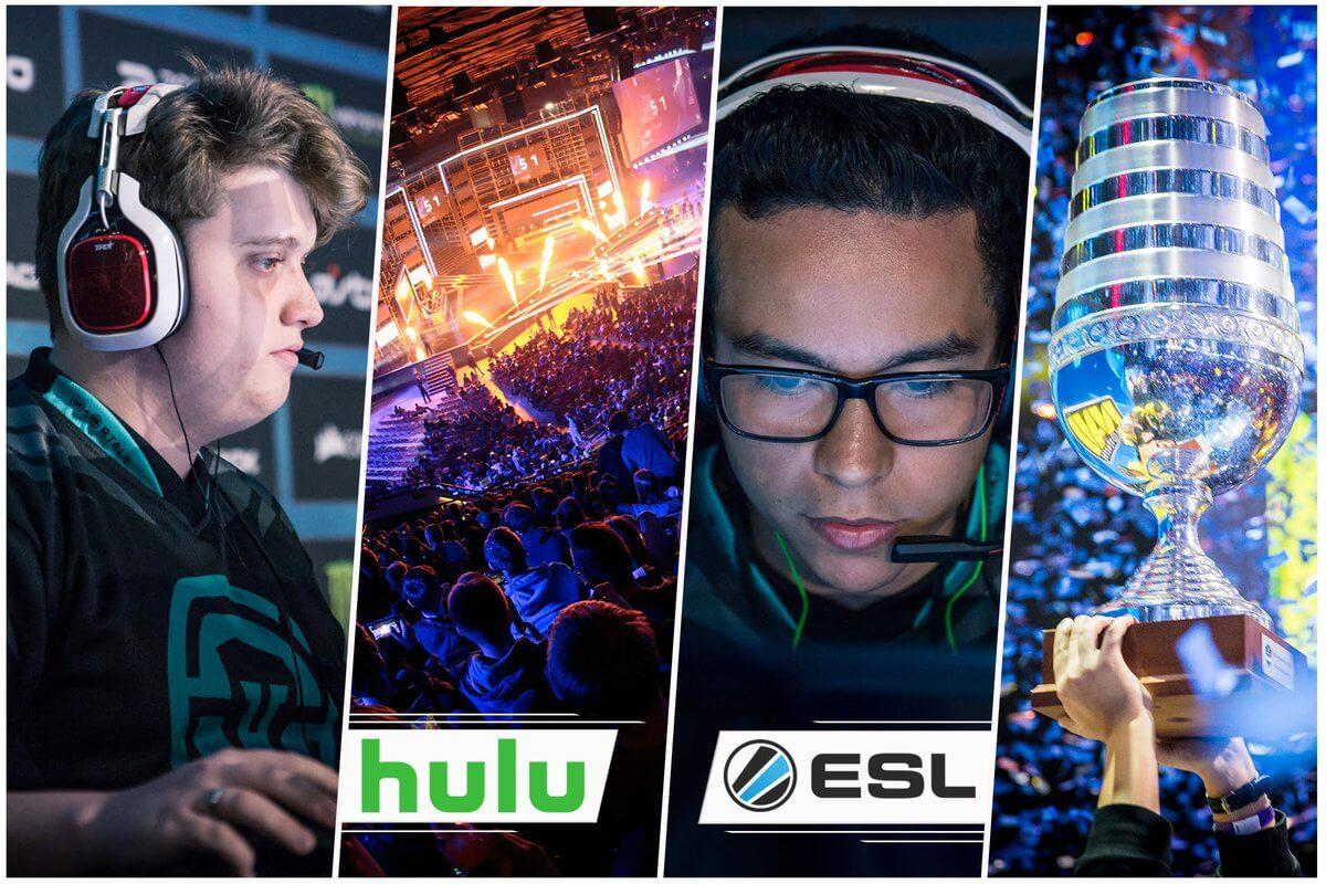 Hulu and ESL
