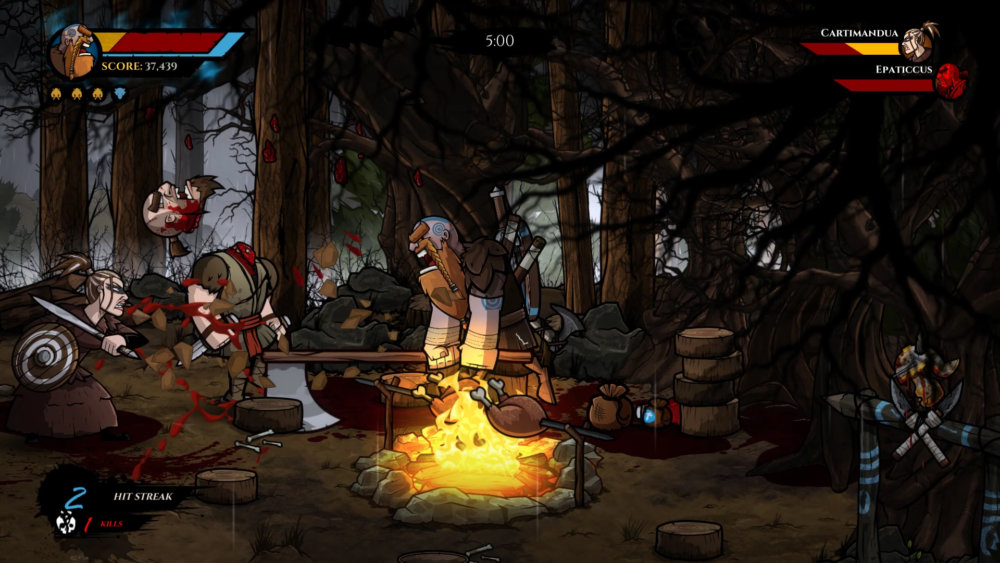 wulverblade review
