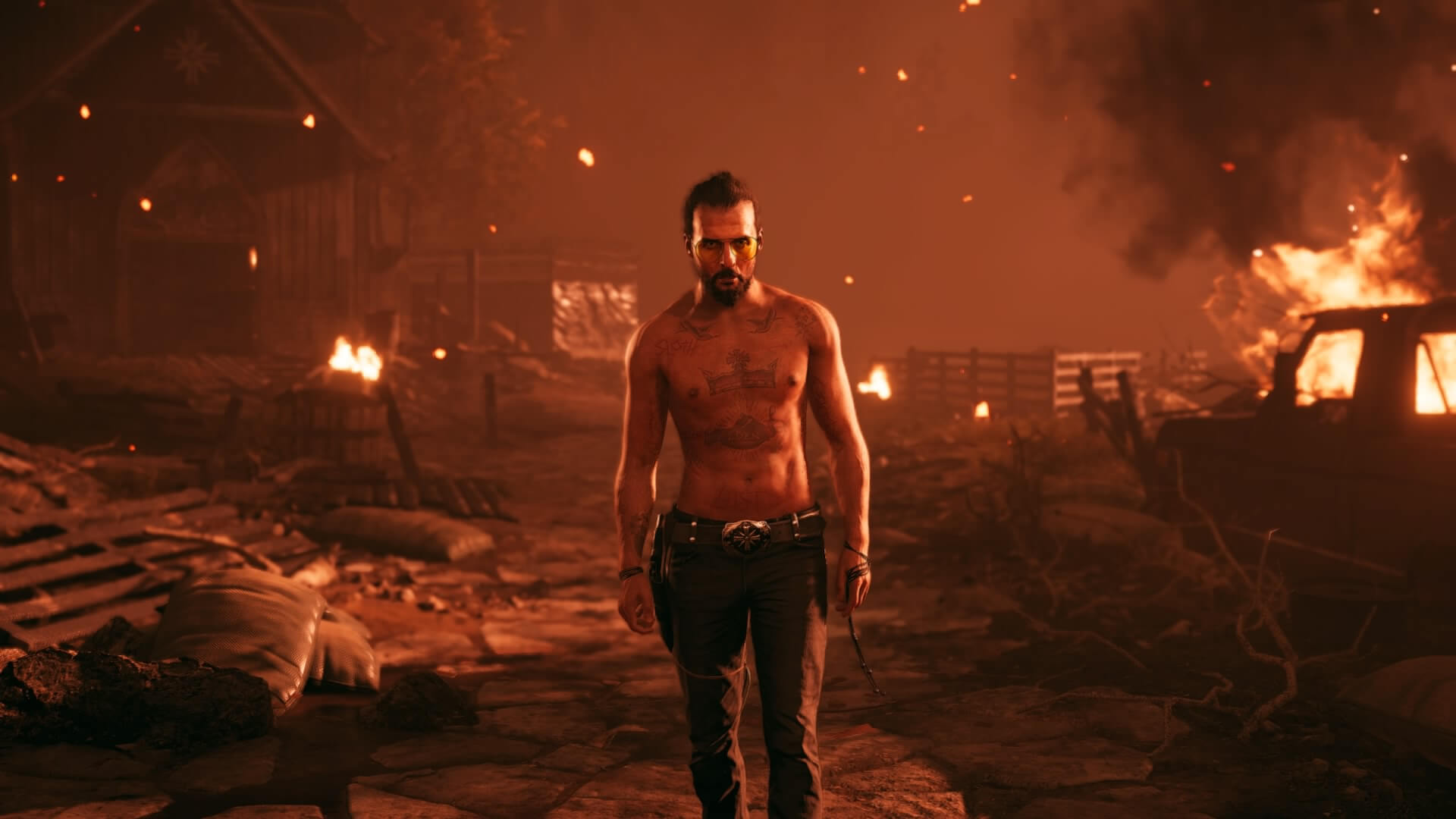 The Dark Message Of Far Cry 5 S Ending The Game Fanatics