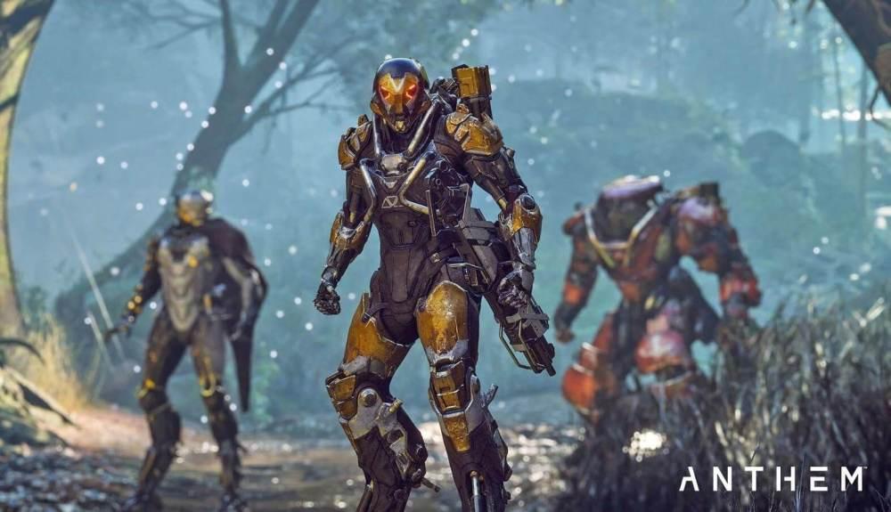 EA's press conference