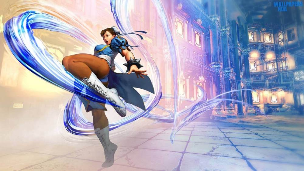 Chun-Li - Street Fighter