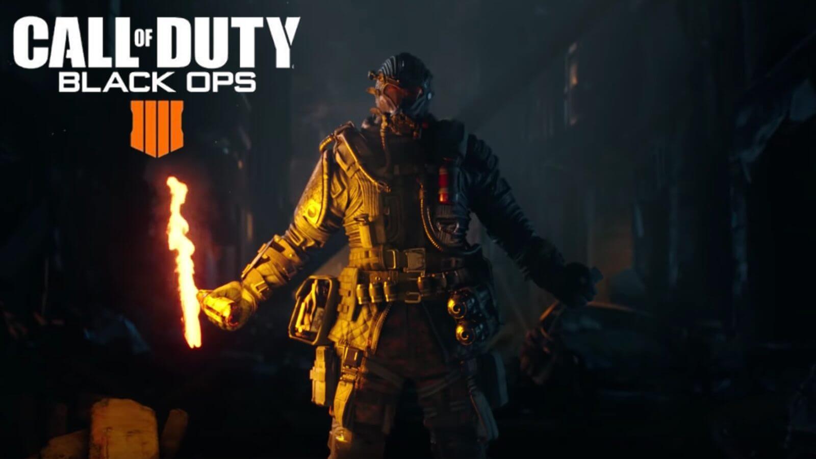 Call Of Duty Black Ops 4 Impressions E3 2018 The Game Fanatics