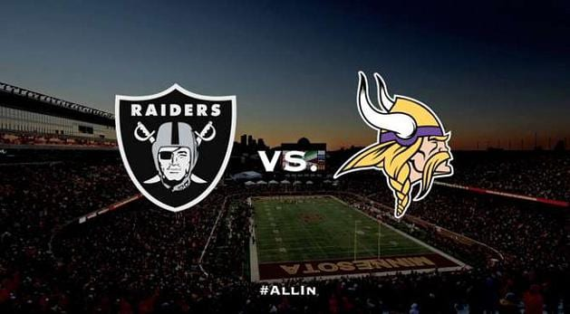(Raiders vs. Vikings, courtesy of vikingsdigitaldiaries.com)