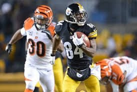The Steelers face the Bengals in a marquee matchup (Courtesy of post-gazette.com)
