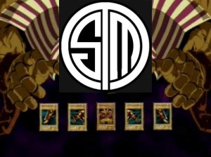 Will the TSM Exodia rule over the NA LCS? Couresty of Liquidpedia and Yu Gi Oh wikipedia.