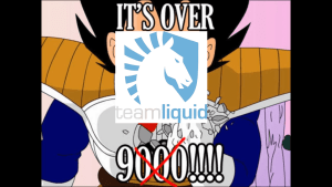 What's the Scouter say about their Roster Level? IT'S OVER 9. Courtesy of Liquidpedia