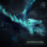Hero Remakes: Winter Wyvern