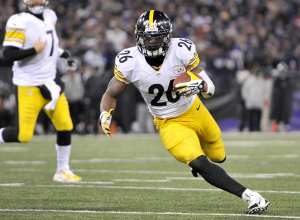 A candidate for MVP if he can stay healthy, what will Le'Veon Bell do in 2016? (Photo by: The Source)
