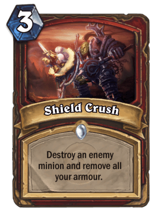 shield crush