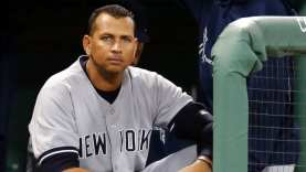 A-Rod Cover photo