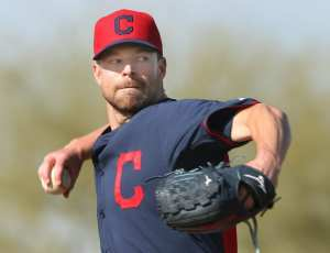 I do not even think Kluber thought he was going to have the season he is currently having back in spring training. Photo courtesy of Chuck Crow of the Plain Dealer.