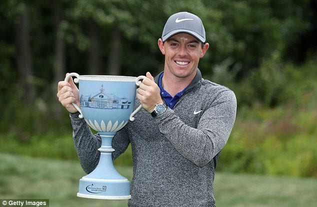 Rory McIlroy (Courtesy of Getty Images/Via dailymail.co.uk)