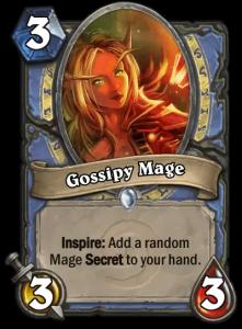 gossipy Mage