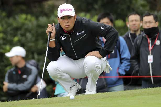 Hideki Matsuyama (Courtesy of AP Photo/Ng Han Guan)